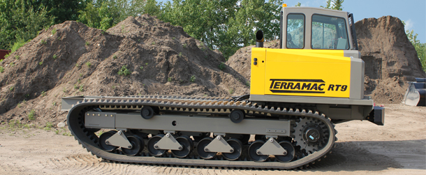 Terramac RT9 Crawler Carrier