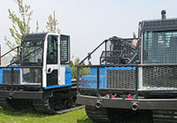 Custom Crawler Carriers