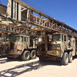Units for Atlas Copco RD20 Drill Rig Packages