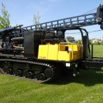 Track Mounted Diedrich D50 Drilling Rig