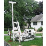 Auger Track Rig For Sale