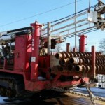 CME 45C Track Drill for Sale