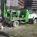 CME 55 Drill Rig for Sale by Mineral Mechanics