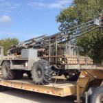 CME 550 Drill Rig for Sale