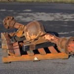 CME 550 Rear Axle for Sale