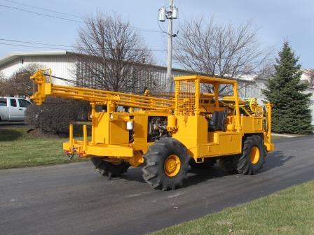 CME 550X Drill Rig for Sale