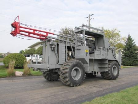 CME 750X Drill Rig for Sale