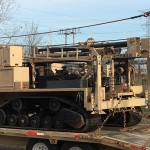 Diedrich D-25 Drilling Rig for Sale
