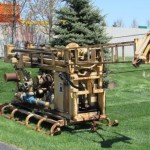 Diedrich D25 Drill Rig for Sale