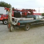 Used Earth Probe 200 Drill Rig for Sale