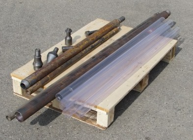 Environmental Drill Rig Tooling for Sale
