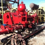 EMSCO-F800 Triplex Mud Pump