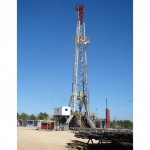 2000 HP Top Drive Oil and Gas Drill Rig