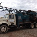 Gefco SS-25 Drill Rig for Sale