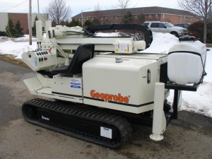 Refurbished Geoprobe® 54DT for Zebra Environmental