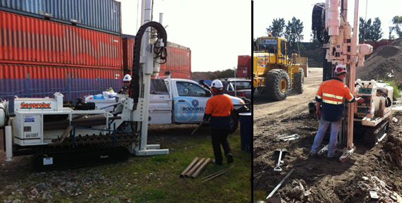 Geoprobe® 6610DT Sold By Rig Source