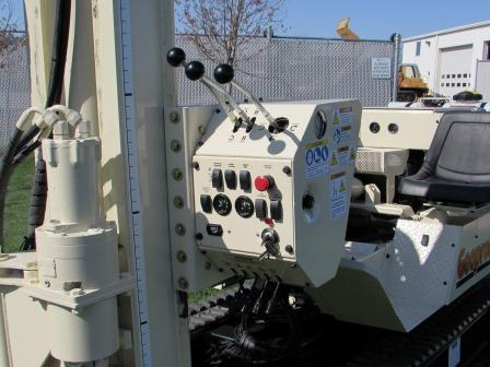 Geoprobe 66DT Direct Push Unit for Wisconsin Driller