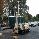 Geoprobe 7720DT Direct Push Unit
