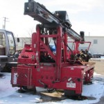 Gus Pech Brat 22 Drill Rig for Sale