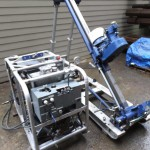 Hydracore 2000 Used Core Drill Rig