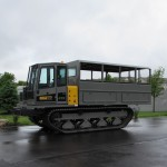 Terramac® RT9 with Personnel Carrier
