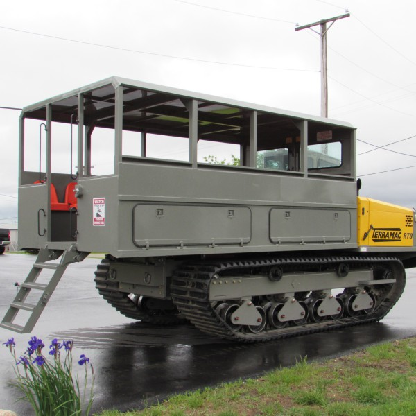 Personnel Carrier on Terramac RT9