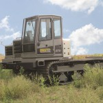 Terramac® RT9 Crawler Carrier with Custom Paint