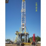 LCI 2000HP Oil and Gas Drilling Rig