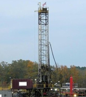 Variety of Oil & Gas Rigs