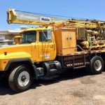 Mobile B-59 Drill Rig for Sale