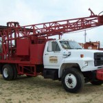 Mobile B-61 HDX Drill Rig for Sale