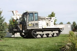 Rubber Tracked Digger Derrick for Powerline Maintenance