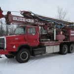Schramm T450M II Drill Rig For Sale
