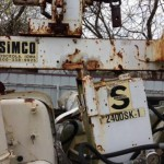 Simco 2400 Drill Rig for Sale