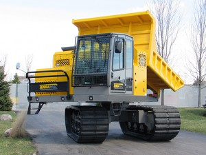 Terramac RT14R Crawler Carrier for Sale