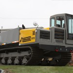 Terramac® RT9 Crawler Carrier with fuel tank