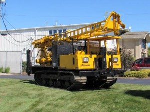 Track Mounted D-50 Drill Rig for Sale or Rent