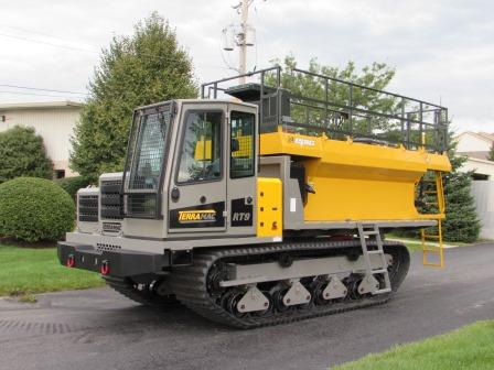 Track Mounted Epic HydroSeeder for Sale