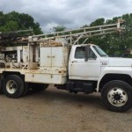 Truck Mounted CME 75 Drill Rig for Sale