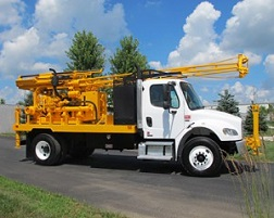 Truck Mounted CME Drill Rig