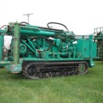 Used CME 45C Track Rig for Sale