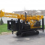Used Diedrich D25 Drilling Rig