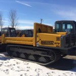 Used Terramac RT9 Crawler Carrier