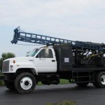 Earth Drilling's Latest Diedrich D-120 Drill Rig