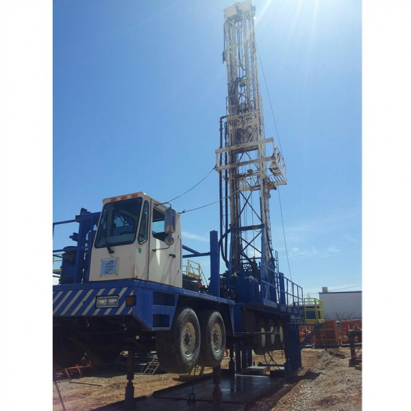 Gefco SS185k Used Drilling Rig For Sale