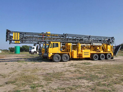 Atlas Copco Drilling Rigs