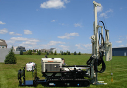 Geoprobe Direct Push Machines