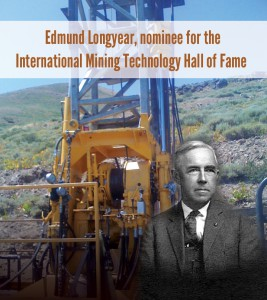 Longyear for International Mining Technology Hall of Fame