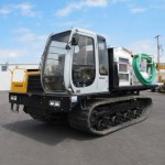 Crawler Carrier with VacMaster Rental