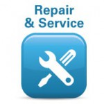 Drill Rig Repair and Service Icon